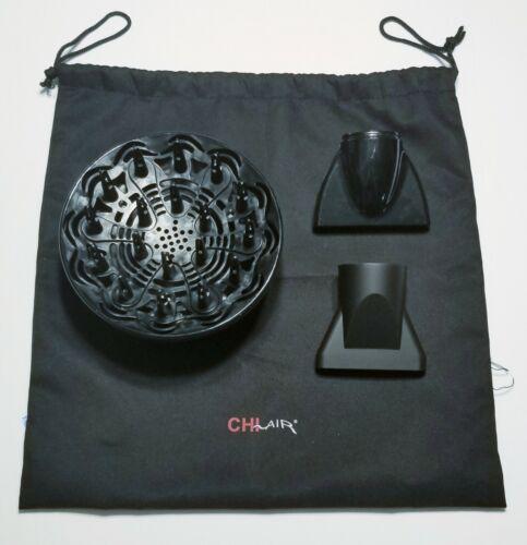 CHI Air Classic 2 Ceramic Hair Dryer + Nylon Bristle Round B