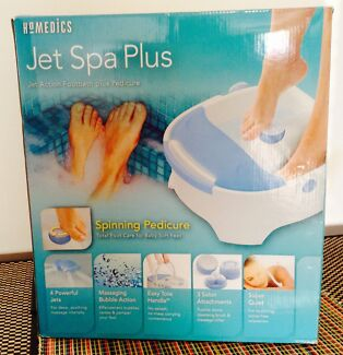 HomeMed Jet Spa Plus - foot spa - excellent condition Randwick Eastern Suburbs Preview