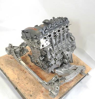 2011-2012 BMW 740i (F01) 3.0L N54 TWIN TURBO ENGINE LONG BLOCK ASSEMBLY