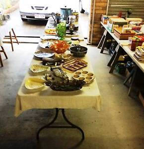 GARAGE SALE   SAT 27TH  SUN 28TH  AUGUST 7AM- 4PM Waterford West Logan Area Preview