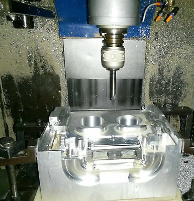 CNC machining Service, Customized machined aluminium Precision spare parts