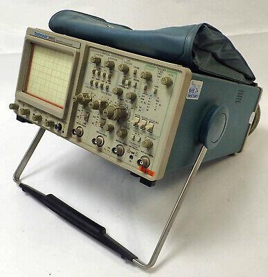Tektronix 2465 300mhz Oscilloscope 500 Ps 500 Mhz