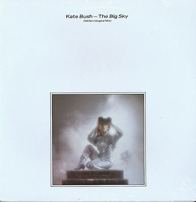 Kate Bush   The Big Sky Canada Still Sealed 12  W Ps
