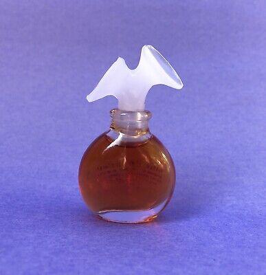 Vintage CHLOE Karl Lagerfeld Pure Parfum .12oz 3.7ml Mini Perfume ORIG FORM NEW