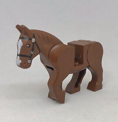 LEGO Animals - Horse - Reddish Brown - Great Condition