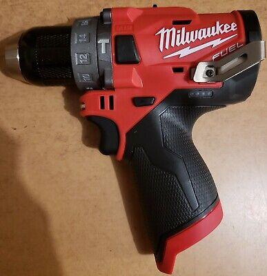 Milwaukee 2504-20 12v 12 Brushless Hammer Drill Tool Only