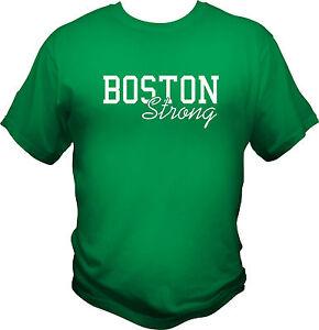 Boston strong t shirt marathon 2013 celtics charity for Boston strong marathon t shirts