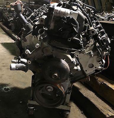 03 04 SILVERADO 1500 ENGINE 4.8L VIN V 8TH DIGIT 437832
