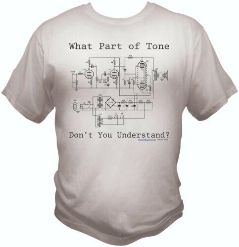 T-Shirt  Tube Amp Tone