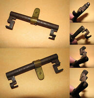 Antica Chiave Doppia Xviis-double Ancient Key Chest-alte Schlüssel-llave Antigua -  - ebay.it