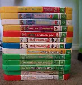 Childrens dvds Berwick Casey Area Preview