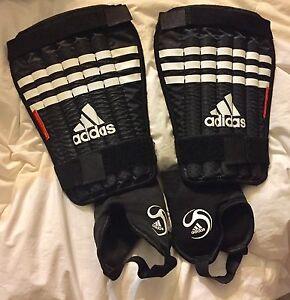 Adidas Soccer Shin Pads - XL  London Ontario image 1