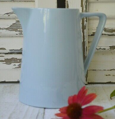 Farmhouse kitchen, Country kitchen, Blue and white, Vintage things, Rustic style