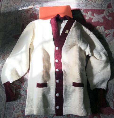 Harvard Sweater 1932-1936 Vintage