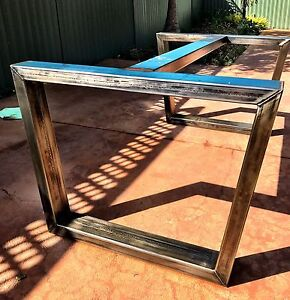 Dining table legs Revesby Heights Bankstown Area Preview