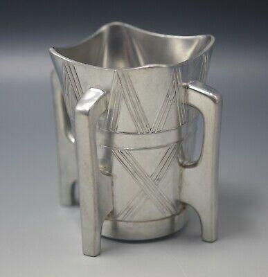 Pewter Christening Cup - MULLINGAR PEWTER METHER FRIENDSHIP IRISH CHRISTENING BABY CUP #1