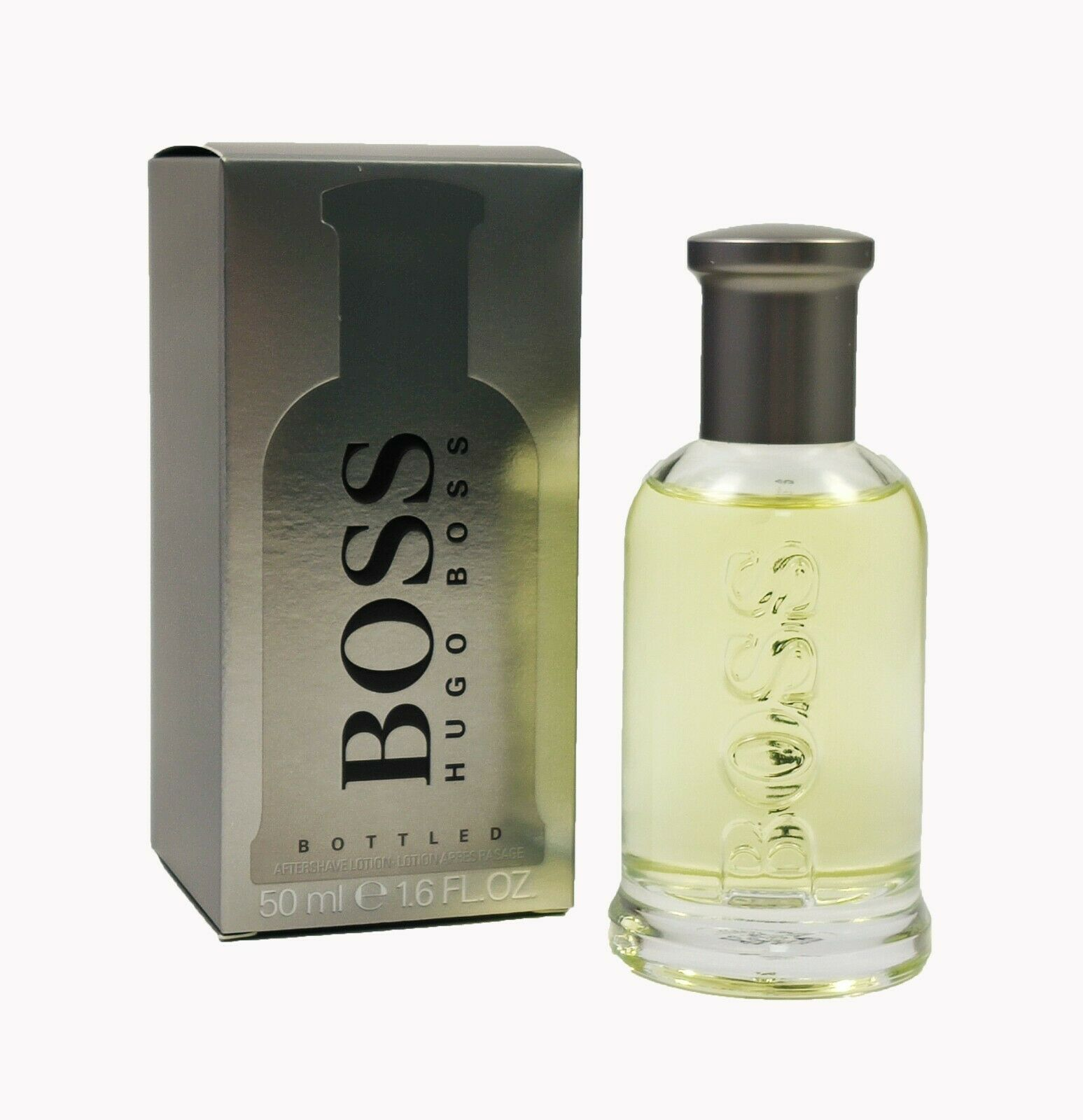 HUGO BOSS BOTTLED 100ml Aftershave AS NEU/OVP