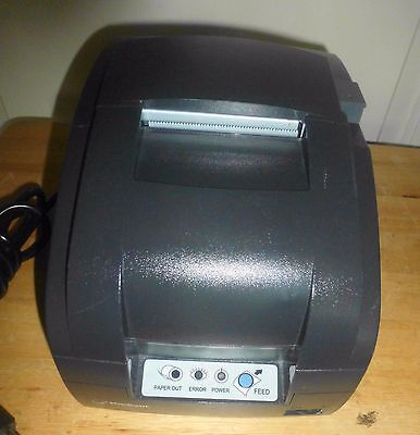 Samsung Bixolon Model Pr10502 Pos Kitchen Printer Pn 275iicgrdu - Serial Port