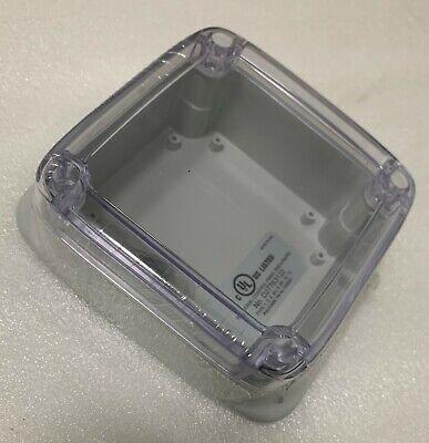 Industrial Control Panel D27763122 Ml-46f Outdoor Nema Project Enclosure Box