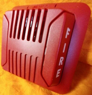 Emergency Fire Alarm Horns -lot Of 20 - Fire Alarms Micron Fh-400-rr -