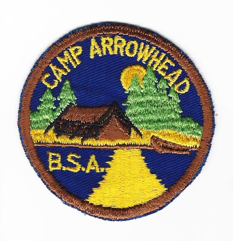 BOY SCOUT    CAMP ARROWHEAD  C/E PP  TRI STATE CNCL