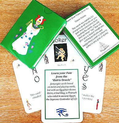 Osiris Oracle Tarot Cards - perfect for beginners