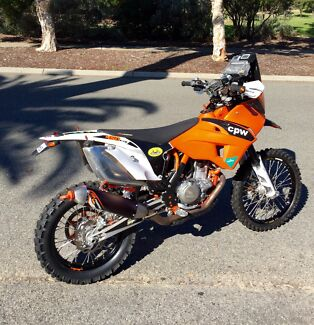 KTM 450 Rally Mosman Park Cottesloe Area Preview