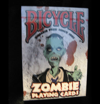 Bicycle Brand Zombie Deck Poker Playing Card Deck Halloween Party Game