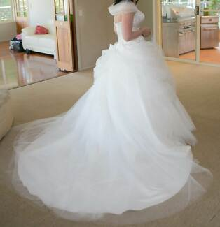 Wedding gown by Alfred Angelo Woonona Wollongong Area Preview