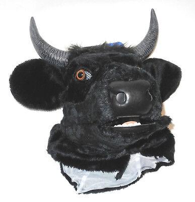 arzer Stier Bulle  bewegliches Maul (Stier Maske)