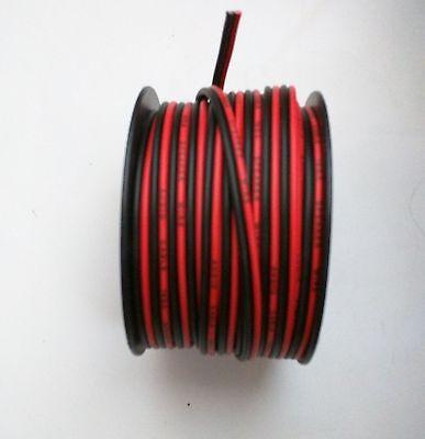 IMC AUDIO 200' Feet 16 GA Gauge Red Black 2 Conductor Speaker Wire Audio Cable