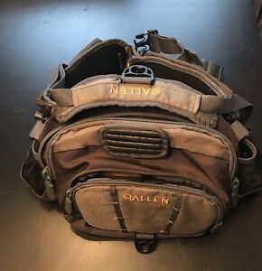 EAGLE RIVER FISHING WAIST PACK - ByAllen!