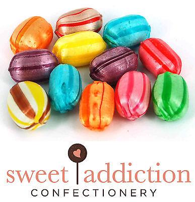 3kg Satin Boil - Boiled Sweets Bulk Lollies Rock Candy Buffet Wedding Bomboniere
