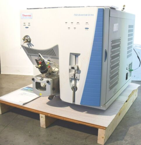 Thermo Scientific TSQ Quantum Ultra Mass Spectrometer with Software Disks - 2013