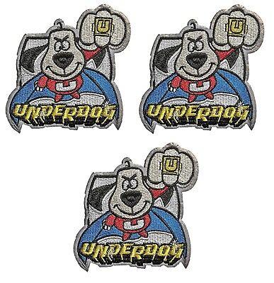 Underdog Super Hero Flying 3 1/2