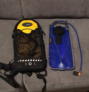 Hydration Pack and Bladder
