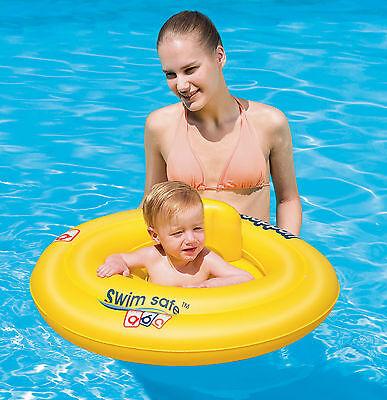 Bestway Schwimmsitz Schwimmhilfe Schwimmring Badesitz Badering Swim Safe