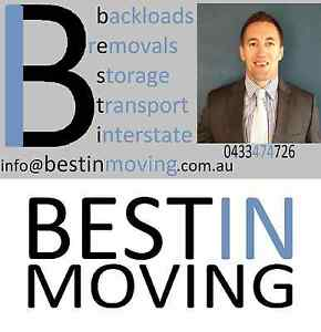 BEST INterstate Removals - Canberra ACT - Australia Wide Canberra Region Preview