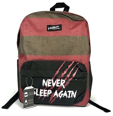 A Nightmare On Elm Street Freddy Krueger Halloween Horror Nights Backpack