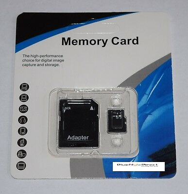 128GB Micro SD Memory Card SDXC SDHC TF Flash Class 10 For Android Camera Phone