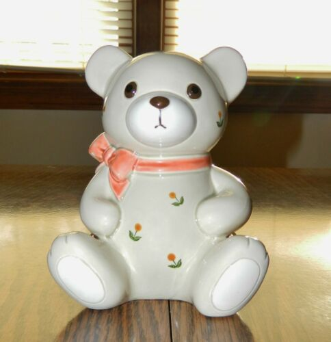 Otagiri Teddy Bear Bank, Ceramic Bear (Japan)