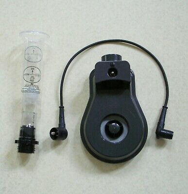 3m Papr Gvp 110 Power Cord And Flow Meter For Gvp L-series Respirator