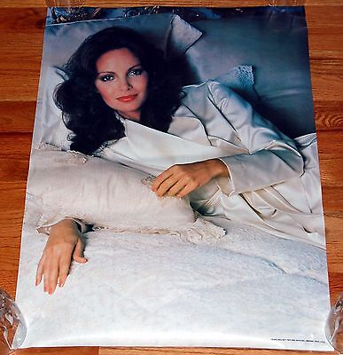 JACLYN SMITH Robe In Bed Charlie's Angels Poster 1977 Pro Arts 14-515 NEAR MINT