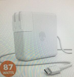 Brand New 87w Power Adapter for Macbook