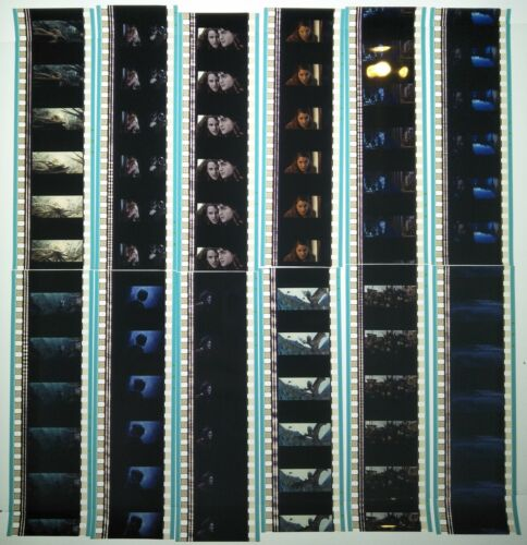 Harry Potter & The Goblet Of Fire 60 x 35mm Genuine Film Cells 12 x Strips (E)