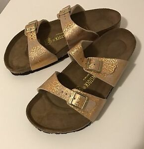 Birkenstock GIZEH 43751 Mocha Large Selection, great value!