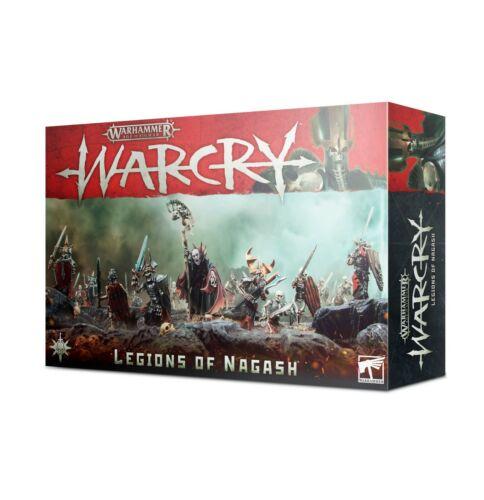 Legions of Nagash Team Warcry Warhammer AOS Age Sigmar NEW