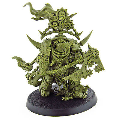 Lord Of Contagion   Death Guard   Chaos   Know No Fear   Warhammer 40k