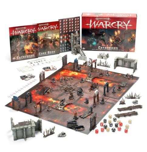 Warcry Catacombs Box Set Warhammer AOS NIB