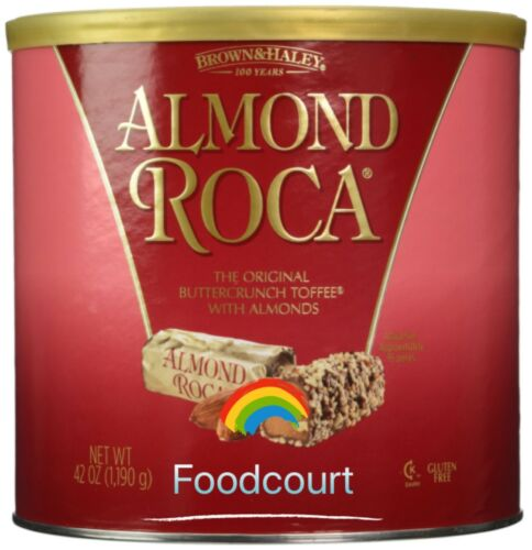 Almond Roca Chocolate 42 oz, Approximately 95 pieces
